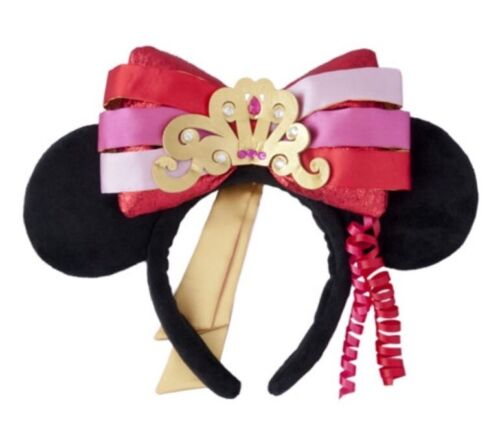 Happiest Celebration Minnie Headband 35 Ann Japan Tokyo Disney Resort Mickey Ear