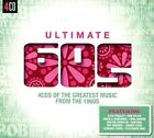 Ultimate... 60s by Various Artists (CD, Mar-2016, 4 Discs, Legacy)