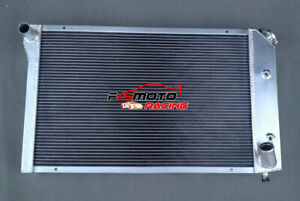 3-Row-Alu-Radiator-For-Chevy-Corvette-C3-Coupe-305-350-V8-5-0L-5-7L-1977-1982-AT