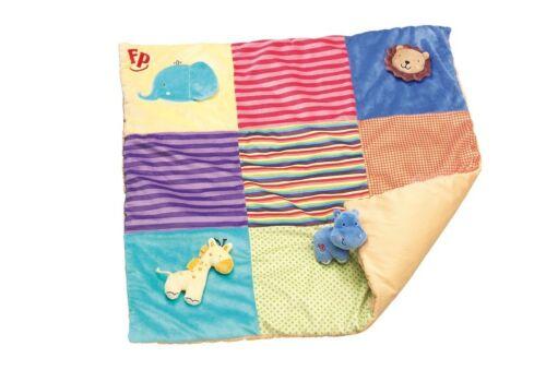 Happy People Fisher-Price juego manta 40840 cm manta Baby carro manta manta