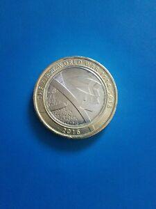 1st world war army 2 pound coin - Gillingham, United Kingdom - 1st world war army 2 pound coin - Gillingham, United Kingdom