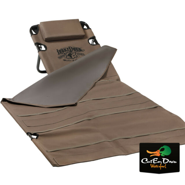 Edge By Expedite Lucky Gear Down Layout Blind Duck Goose Chair Back Rest 10213 8 For Sale Online Ebay
