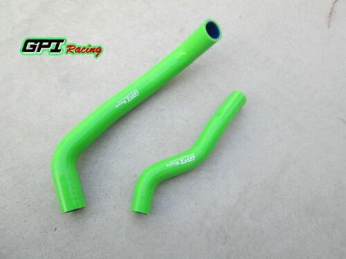 SUZUKI KFX400 LTZ400 DVX400 Z400 silicone radiator hose 2003-2008 04 05 06 BLUE