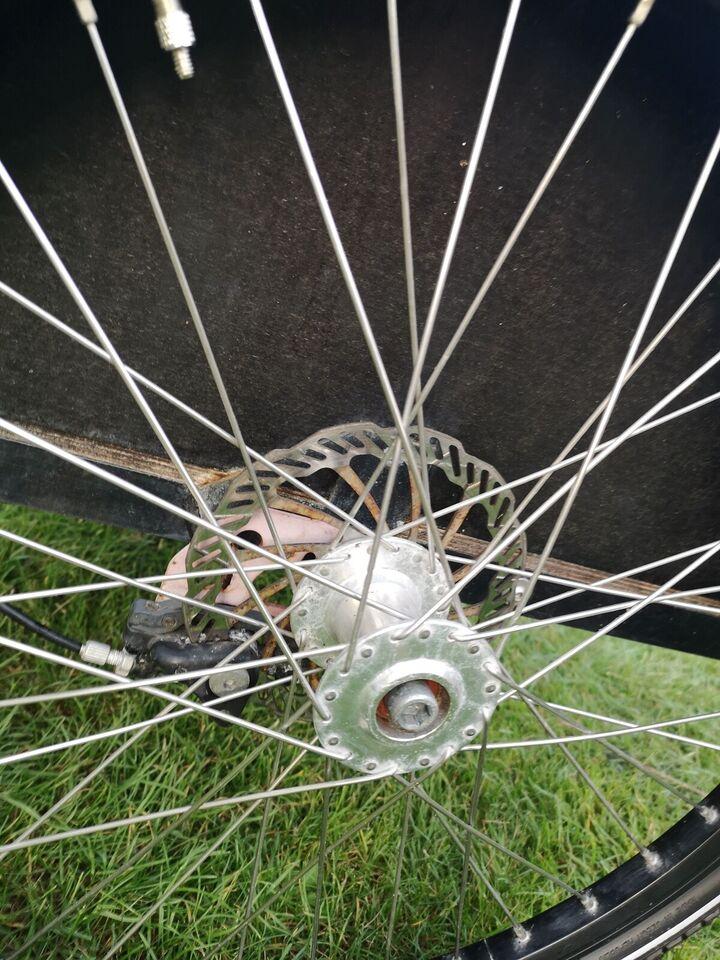 Ladcykel, Christiania ladcykel Model lite short, 7 gear