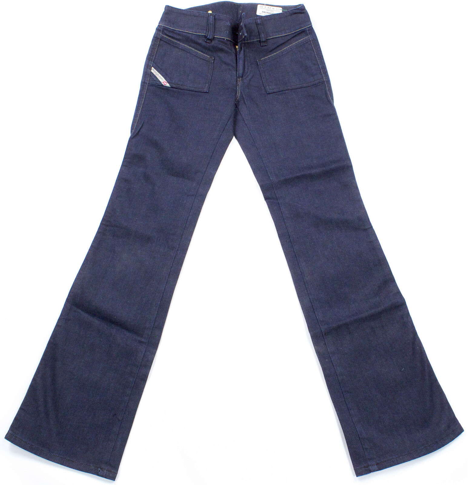 DIESEL HUSH DS 8AA STRETCH JEANS 24X30 AUTHENTIC