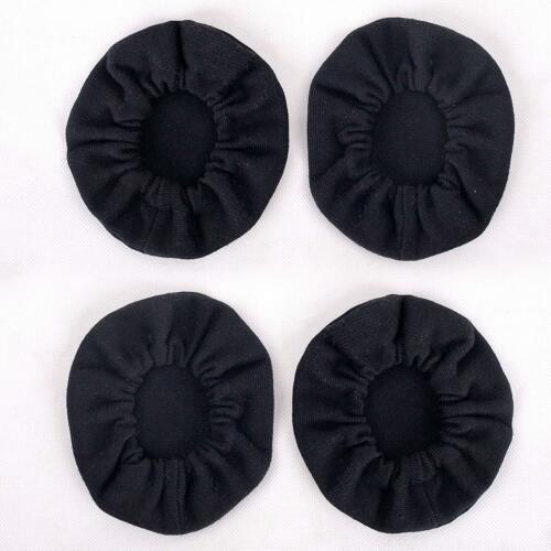 Pack of 4 Cloth Ear Cover for Pilot Aviation Headset Lightspeed David Clark