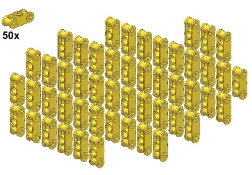 Verbinder lang Technic Small Parts 50 Stk 32184-03 Connectors LEGO®