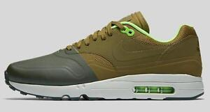 9189be668293 NIKE AIR MAX 1 ULTRA 2.0 SE CARGO KHAKI MILITIA GREEN (875845-300 ...