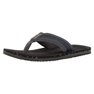 Uomo Clarks riverway SOLE Sandali infradito sandali