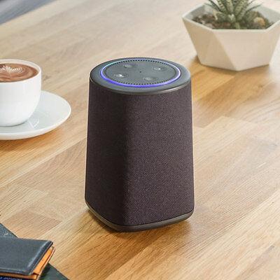 NINETY7 Vaux Speaker for Amazon Echo Dot - Black - Currys