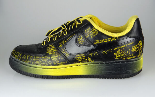 Nike Air Force 1 • AF1 • Busy P Livestrong • 378367 001 • Sz 11