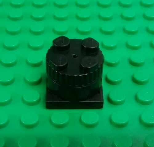 *NEW* Lego Black 2x2 Sound Brick Classic Space  Block Untested Rare x 1 piece
