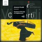 Concerti - Vivaldi Orchestra of The Age of Enlightenment 1900 CD