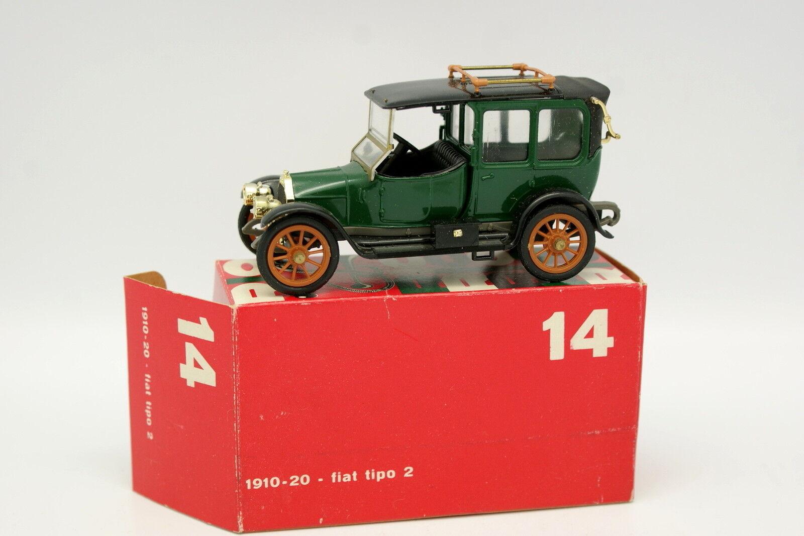 RIO 1 43 - Fiat Tipo 2 1910 20 14
