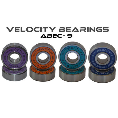 Pro Abec 9 608 2rs Wheel bearings Skateboard scooter Quad inline Roller skate 11