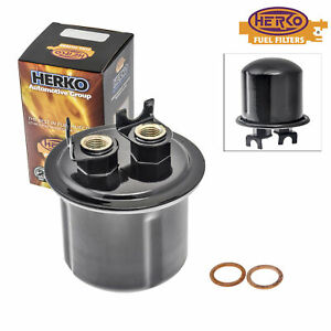 herko fuel filter fih06 for honda accord 1986-1989 | ebay  ebay