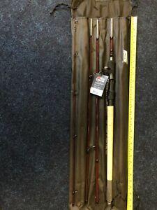 SPINNING ROD ABU GARCIA NEW TORMENTOR 3 /& 4 PIECE TRAVEL SPINNING ROD