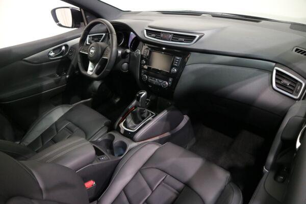 Nissan Qashqai 1,3 Dig-T 160 Tekna+ DCT - billede 4