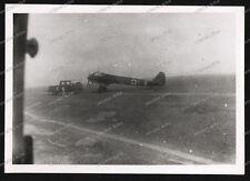 Luftwaffe-Feldflugplatz-JU-Biala Podlaska-Polen-WW2-1941-Wehrmacht-12