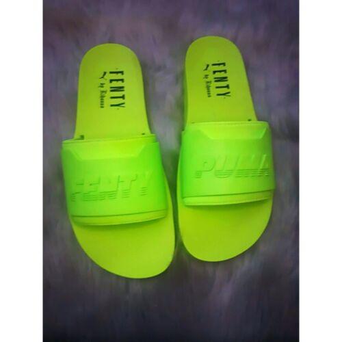 Puma Fenty by Rihanna Surf Slide Casual Sandals Gr
