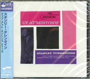 STANLEY-TURRENTINE-UP-AT-MINTON-039-S-VOL-2-JAPAN-CD-Ltd-Ed-C41