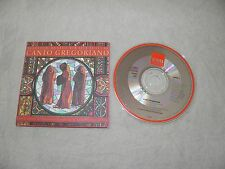 Canto Gregoriano - Coro De Monjes Del Monasterio Benedictino - RARE Promo