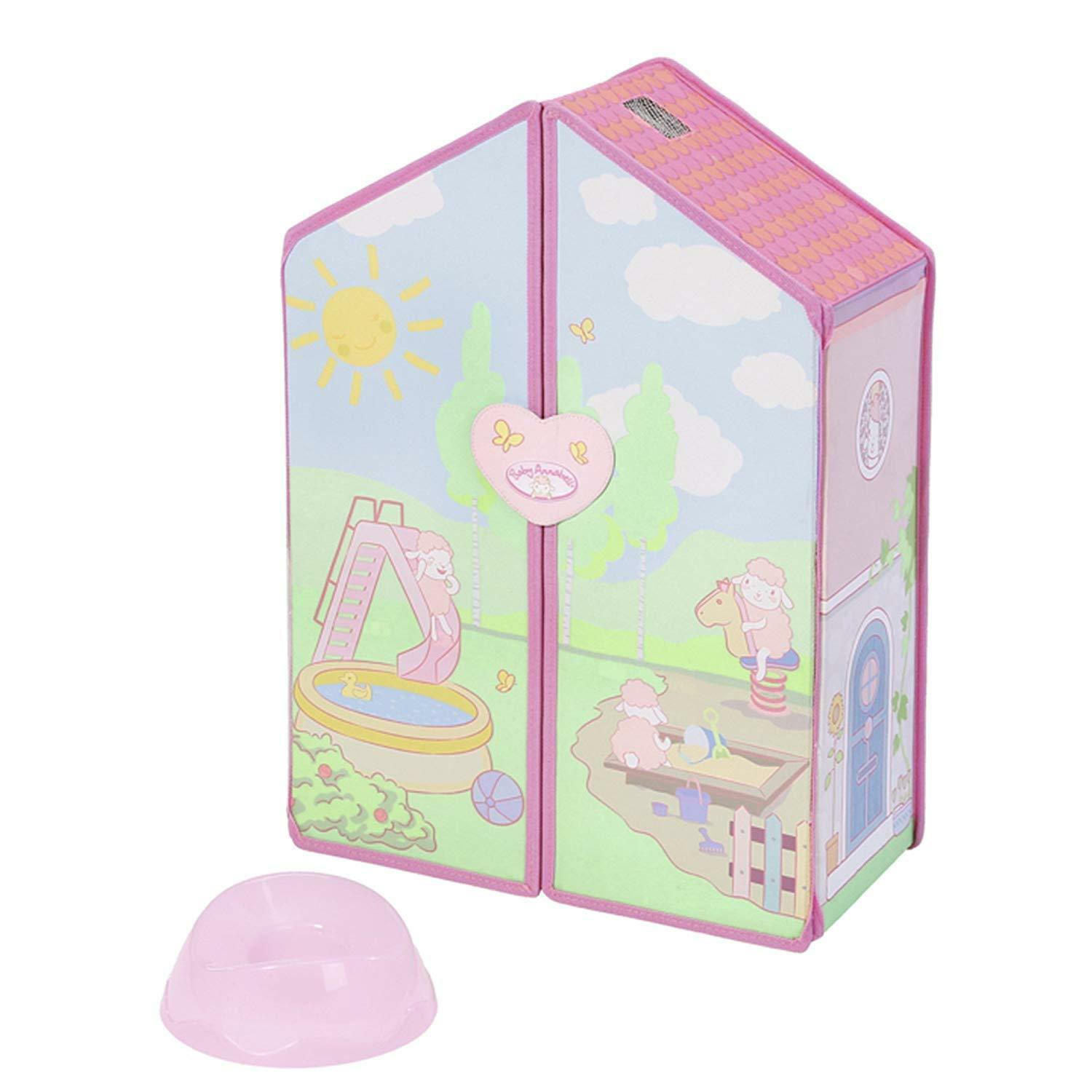 Zapf Creation Baby Annabell Deluxe Bathroom Doll Accessory Toy Playset