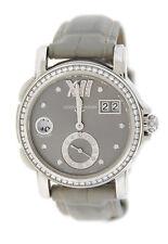 Ulysse Nardin Big Date GMT Diamond Stainless Steel Watch 243-22
