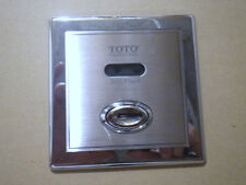 Item 1 Toto Tet3ansr 33 Automatic Flush Valve Concealed Small Cover Stainless Steel