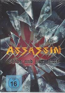 Assassins - Chaos & Live Shots 2 DVDs