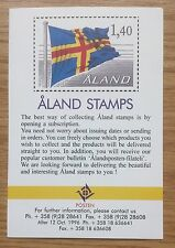 MINT STAMPS: FINLAND, ALAND ISLANDS: 1990, MNH