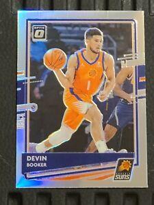 2020-21 Panini Donruss Optic basketball Devin Booker Silver Prizm 🔥📈