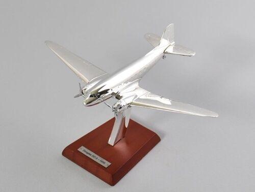 Douglas DC-3 1935 Silver Classic Atlas - 1/200