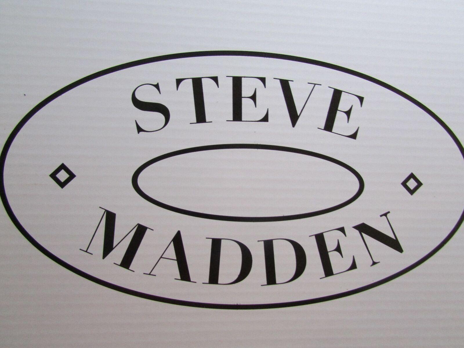 Nuevo Steve Madden kristenn Cognac Para Cuero Mid Moto Botas Para Cognac Mujer 8.5 Envío Gratis b053bd
