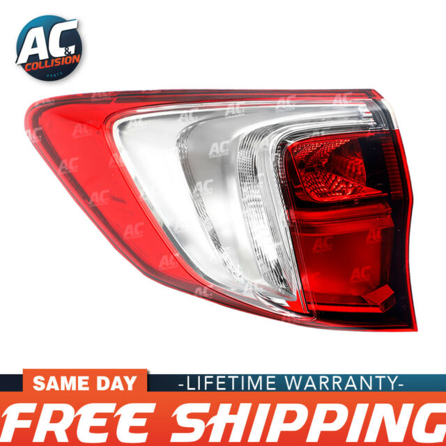 11-6844-00-1 Tail Light Assembly Driver Side Outer For