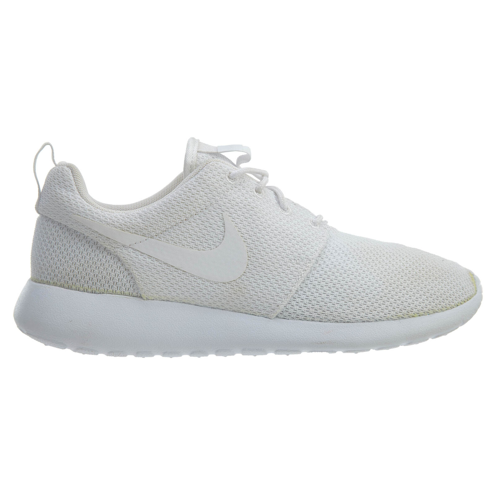 Nike Roshe One Mens 511881-112 All All All White Mesh Athletic Running shoes Size 8 0aca1a