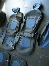 Citroen C5 Carlsson Lederausstattung Interieur Sitze Cuir Leather cuero pele
