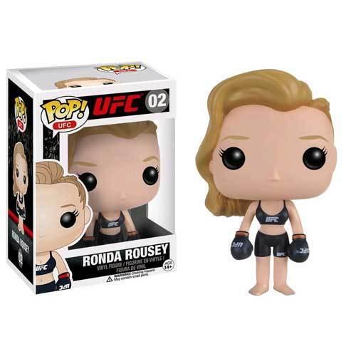 Vinyl Figure NEW Funko UFC Ronda Rousey Pop