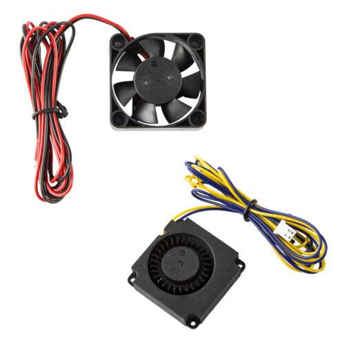 Turbo Blower Fan Original Creality CR-10//10S 3D Printer Extruder Cooling Fan