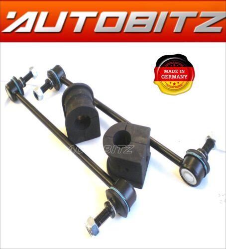 Pour Opel Vivaro 2001 /> AVANT STABILISATEUR LINK Bars /& Anti Roll Bar Bushes Kit