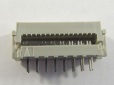 5 Stück 1X40 Pin 2.0MM Pitch Einreihig Gerade Pin Header Streifen vi