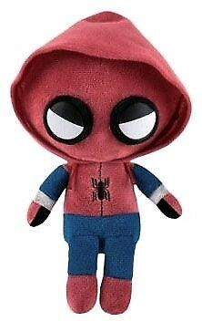 Funko--Spider-Man: Homecoming - Spider-Man (Homemade Suit) Plush