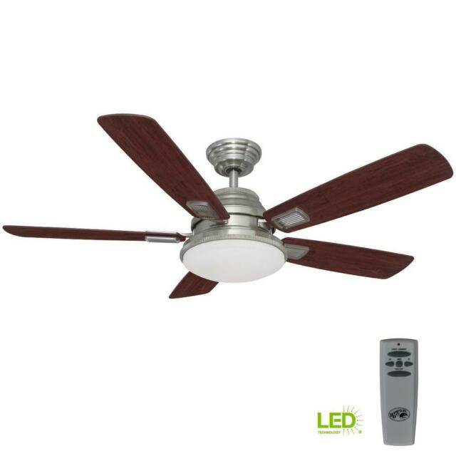 Hampton Bay Ceiling Fan With Remote 52