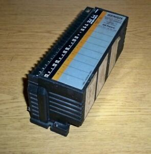 GE FANUC GENIUS IC660BBS103 I/O BLOCK  IC 660 BBS 103