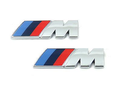 BMW New Genuine 1 2 3 4 F Series Sport Line Fender Side Badge Emblem 7418528