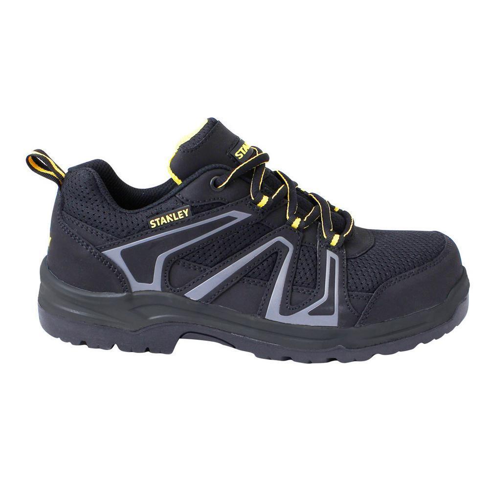 perfezionare Stanley Pro Lite Hiker Low Uomo sz12 nero Steel Toe Toe Toe Work scarpe FSH3172S-O1-12  Garanzia del prezzo al 100%