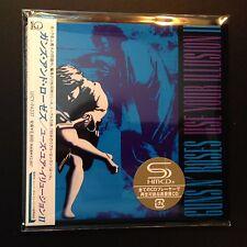 Use Your Illusion II (2) by Guns N' Roses (SHM-CD, 2016, Mini-LP, LTD, Japan)