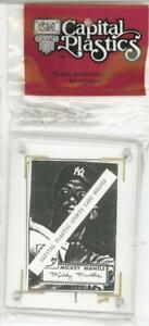 Capital-Holder-For-Small-Currency-Banknotes-US-Fractional-amp-Baseball-Cards-New