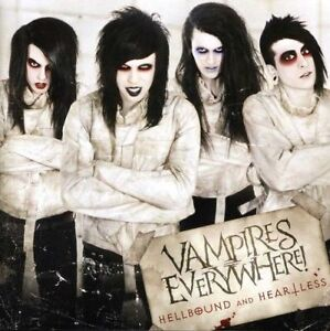 Vampires-Everywhere-Hellbound-amp-Heartless-New-amp-Sealed-CD