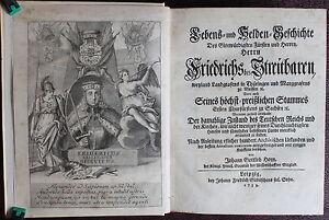 Horn-vida-y-heroes-historia-Friedrich-del-streitbaren-1733-Sajonia-XZ